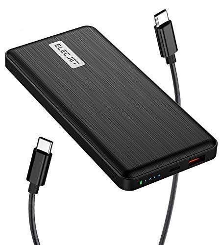Apollo Traveller Snel opladen, externe accu van graphen powerbank, 18 minuten om op te laden, USB C PD QC 3.0, 3 A 45 W…