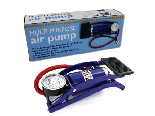 Price comparison product image High Pressure Foot Air Pump