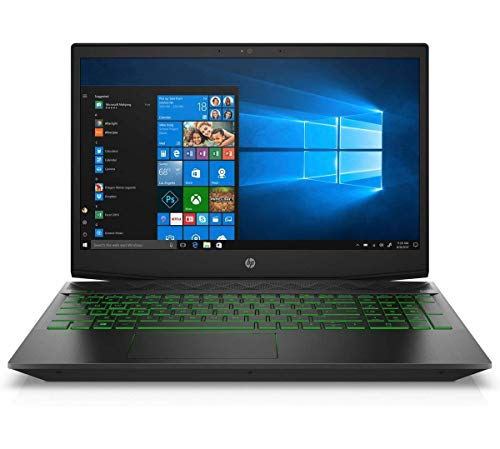 HP Pavilion Flagship 15.6 FHD IPS Micro-Edge Gaming Laptop, 8GB DDR4, 1TB HDD, Intel Quad-Core i5-8300H up to 4GHz, NVIDIA GTX 1050Ti, B&O Play, Backlit Keyboard, USB Type-C, HDMI, Webcam, Windows 10