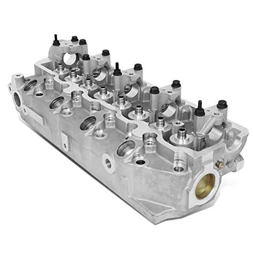 Cylinder Heads Fully Assembled - DNA Motoring CYLH-MIT-4D56-BARE 4D56/4D56T Engine OE Style Aluminum Bare Cylinder Head