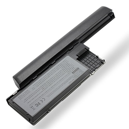 SWEETBUY New Replacement Laptop Battery, 11.1V/7800MAH 9 cells Li-ion Notebook Battery for Dell 0GD775,0GD787,0JD605,0JD634,GD775,0JD648, JD605 etc;Dell Latitude D620 D630 D630C D631 Precision M2300
