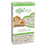 carefresh white small pet bedding, 10L (Pack May Vary)