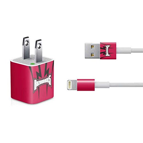 Skinit Arkansas Razorbacks iPhone Charger (5W USB) Skin
