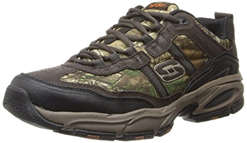 Skechers Sport Men's Vigor 2.0 Oxford,Camo,10 XW US (Camo Foam)
