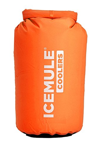 IceMule Classic Insulated Backpack Cooler Bag - Hands-Free, Highly-Portable, Collapsible, Waterproof & Soft-Sided Cooler Backpack for Hiking, The Beach, Picnics, Camping, Fishing - 15 Liters, 12 Can