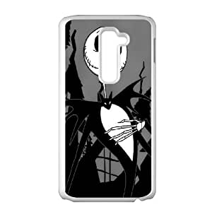 DIY Printed The Nightmare Before Christmas hard plastic case skin cover For LG G2 SNQ052117