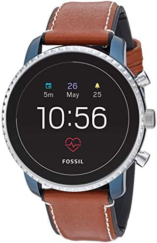 Fossil Explorist Stainless Touchscreen Smartwatch product image