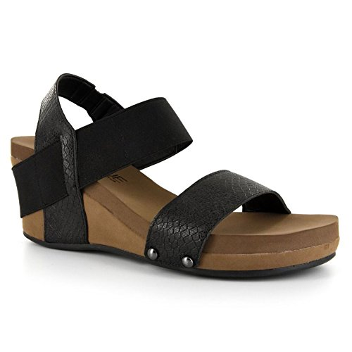 outlet sast official site cheap online Corkys Bandit Women's Sandal Black limited edition cheap online OLIgbf