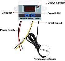 XH-W3001 10A Digital Temperature Controller Quality Thermal Regulator