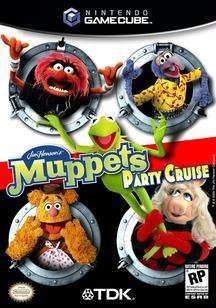 Sonstige Muppets Party Cruise