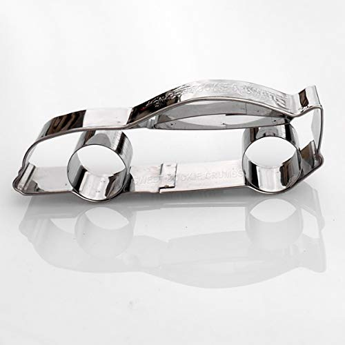 (Sports Car Cookie Cutter- Stainless Steel)