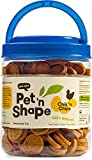 Pet 'n Shape Chicken Dog Treats, Chik 'n Chips, 16 Ounce, 12 Pack