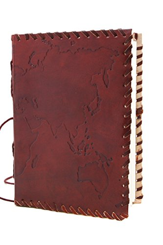 Mothers Leather Notebook Embossed Eco friendly