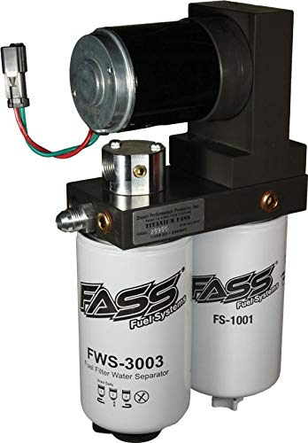 FAS 150gph Fuel Air Separation System for 2001-10 GM 2500/3500 Duramax (Best Lift Pump For Lml)