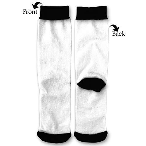 - EKUIOP Socks Watercolor Cute Snowman Smiling Wearing Snow Cap and Gloves Funny Fashion Novelty Advanced Moisture Wicking Sock for Man Women