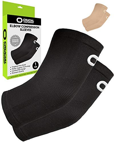 Elbow Brace Compression Sleeve (1 Pair) -