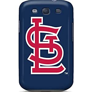 Best Hard Phone Cover For Samsung Galaxy S3 With Customized Fashion St. Louis Cardinals Image SherriFakhry