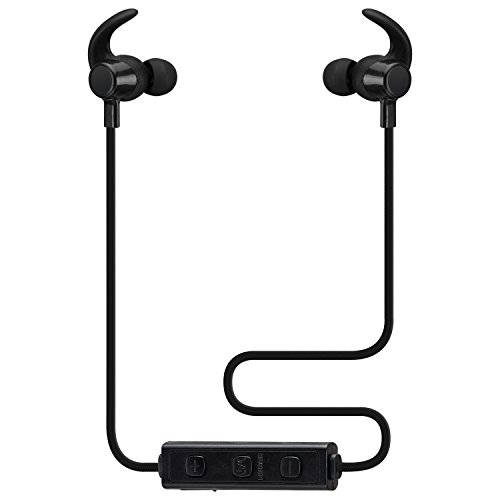 iLive IAEB37B Wireless Earbud Headphones Black IAEB37B