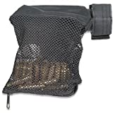 Ultimate Arms Gear Tactical Deluxe Mesh AR15 AR-15 .223 5.56 Rifle Brass Shell Bullet Catcher Bag, Outdoor Stuffs