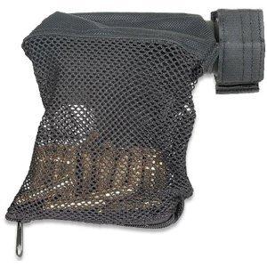 Ultimate Arms Gear Tactical Deluxe Mesh AR15 AR-15 .223 5.56 Rifle Brass Shell Bullet Catcher Bag, Outdoor Stuffs