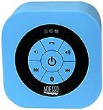 Adesso Bluetooth 3.0 Waterproof Speaker - Retail Packaging - Blue
