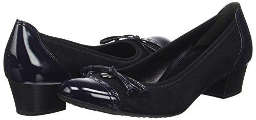 Scarpe Blu 26 Gabor Donna Con Fashion Tacco Comfort Pazifik pYvxqE4P
