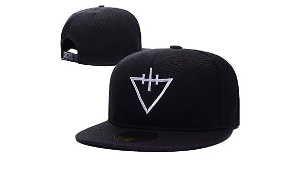 a100d3c8193 Amazon.com  The Devil Wears Prada Logo Adjustable Snapback Caps Embroidery  Hats  Clothing