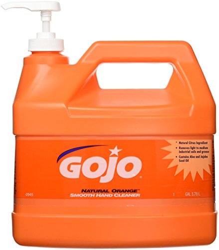 gojo-0945-04-1-gallon-natural-orange-smooth-hand-cleaner-case-of-4