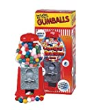 Small Gumball Machine Bank with Gumballs