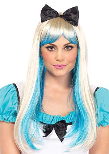 Diy Adult Costume Ideas (Leg Avenue Women's Costume, Blonde/Blue, One)