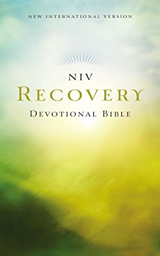 NIV, Recovery Devotional Bible, Paperback