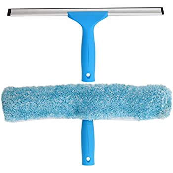 siga window cleaning combo squeegee microfiber window washer size 35cm - Window Cleaner Job Description