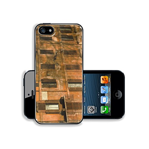 MSD Premium Apple iPhone 5 iphone 5S Aluminum Backplate Bumper Snap Case Image ID 27366430 Vintage image of an ancient building in Rome Italy (Case 5 Rome Iphone)