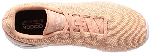 Running Naranja grey Run70s Clear De clear F17 Adidas F17 dust Para Zapatillas Pink Three Orange Mujer YtPcwT