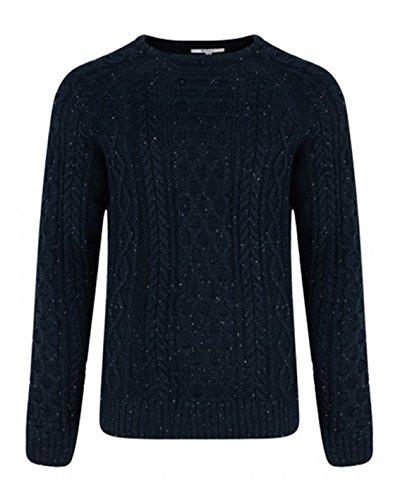 Bellfield Herren Pullover blau blau