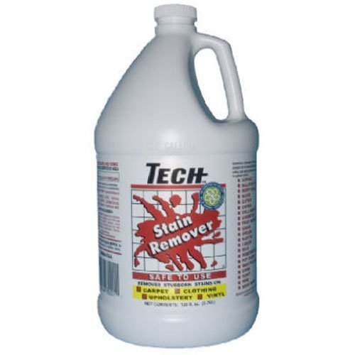 TECH 30001 Stain Remover Bottle, 128-Ounce