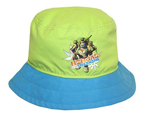 Nickelodeon Teenage Mutant Ninja Turtles Kids Outdoor Bucket Hat, 300K