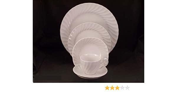 Amazon.com | Johnson Brothers Regency 5-Piece Place Setting White Dinnerware Sets Dinnerware Sets  sc 1 st  Amazon.com & Amazon.com | Johnson Brothers Regency 5-Piece Place Setting White ...