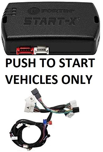 amazon com start x toyota push to start remote starter kit camry 12amazon com start x toyota push to start remote starter kit camry 12 17 and avalon 13 18 also works with tacoma 16 18 push to start vehicles only