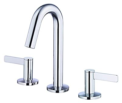 Danze Amalfi Two Handle Mini-Widespread Lavatory Faucet