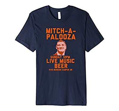 MITCH-A-PALOOZA Party Premium Chicago T Shirt
