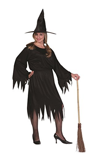 RG Costumes Classic Witch Costume, Extra Large - Plus Size - Size 14-20]()