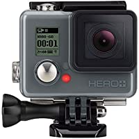 GoPro HERO+ LCD HD Waterproof Action Camera w/8MP Photo Capture Wi-Fi Bluetooth (Certified Refurbished)