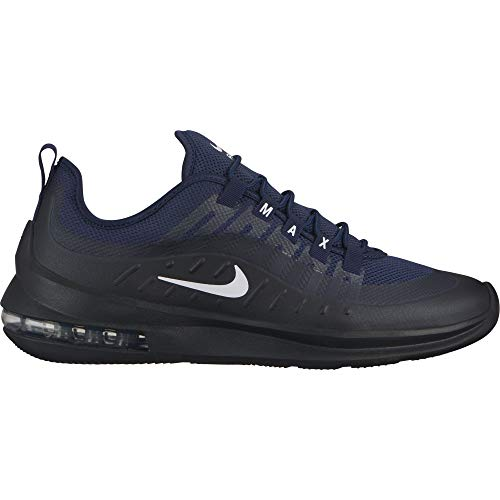 Nike Men's Air Max Axis Midnight Navy/White/Black Size 12 M US