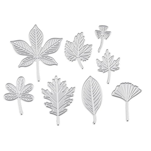 Mikey Store Metal Cutting Dies Stencil DIY Scrapbooking Album Paper Craft (C)