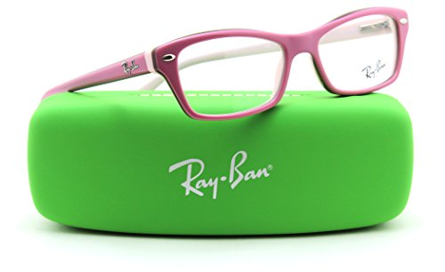 Ray-Ban RY1550 3656 Square JUNIOR Prescription Eyeglasses RX - able, - Ray Glasses Ban Discount
