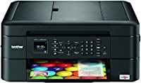 Brother MFC-J480DW - Wireless Inkjet Color All-in-One Printer w Auto Document Feeder by Brother