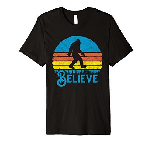Retro Bigfoot Hippie Vintage 70s Vibe Shirt - (Vintage Womens Hippie Shirt)