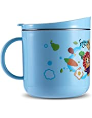 Stainless steel drinking cup Suitable for infants and children over 12 months,The toddler 10 oz cup