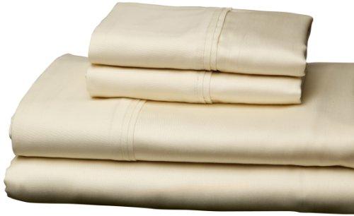 Leggett & Platt Home Textiles QH0281 Flat Fitted Split Ki...
